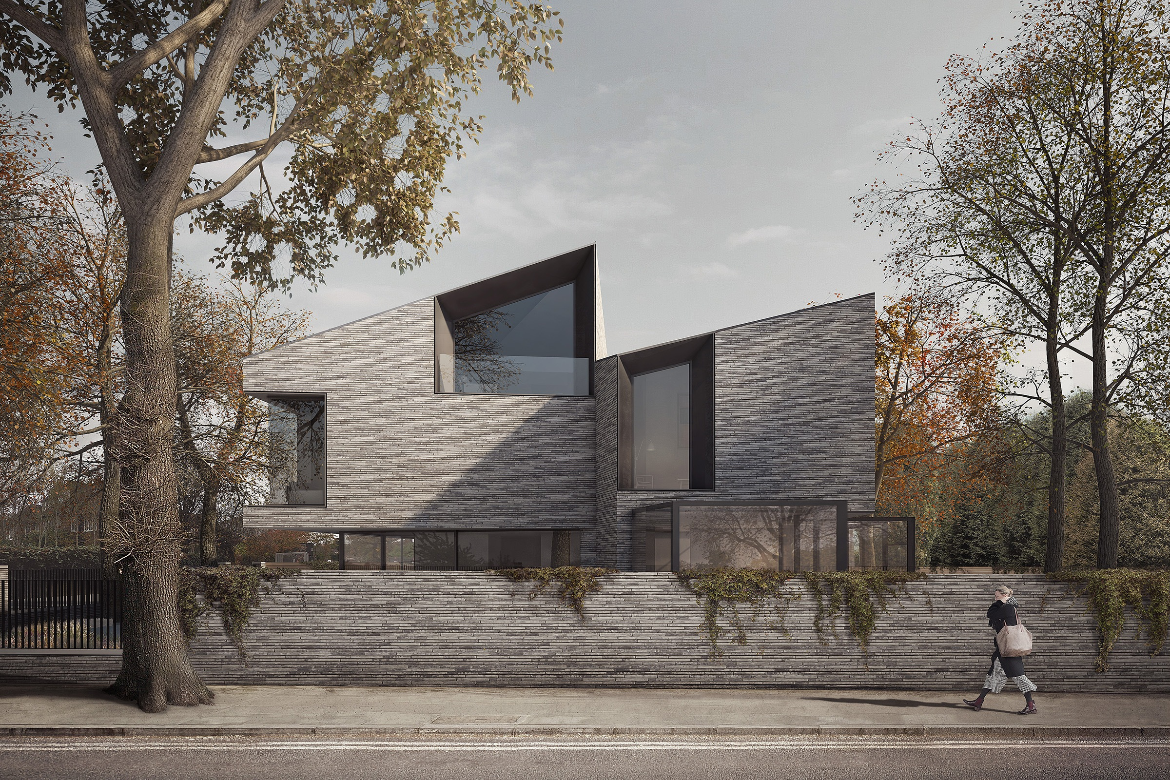 Cousins & Cousins Wins Approval for New Highgate Home