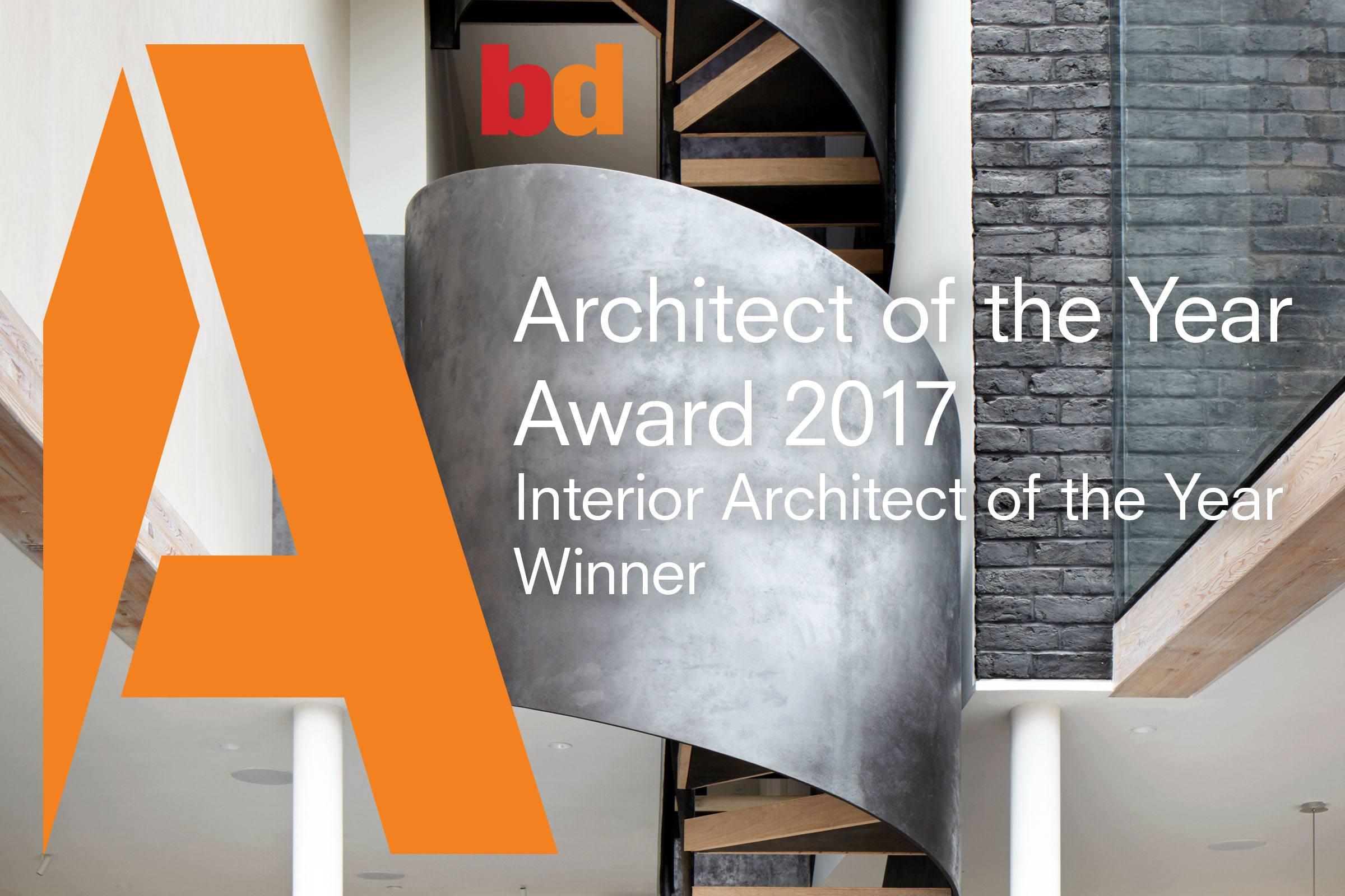 Architect of the Year Awards