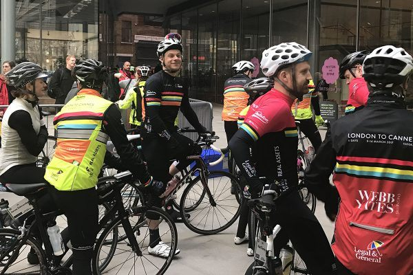 Cycle to MIPIM 2017