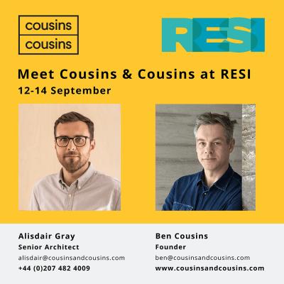 Meet Ben and Alisdair at RESI 2018