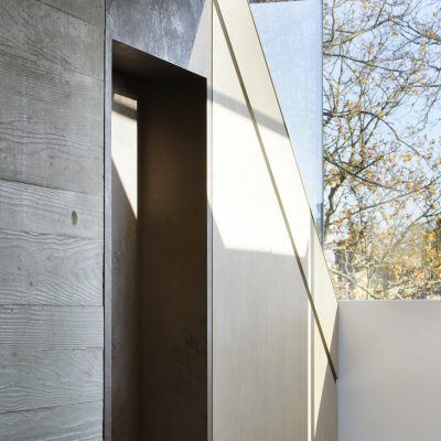 Kenwood Lee House has been shortlisted for RIBA Regional Awards