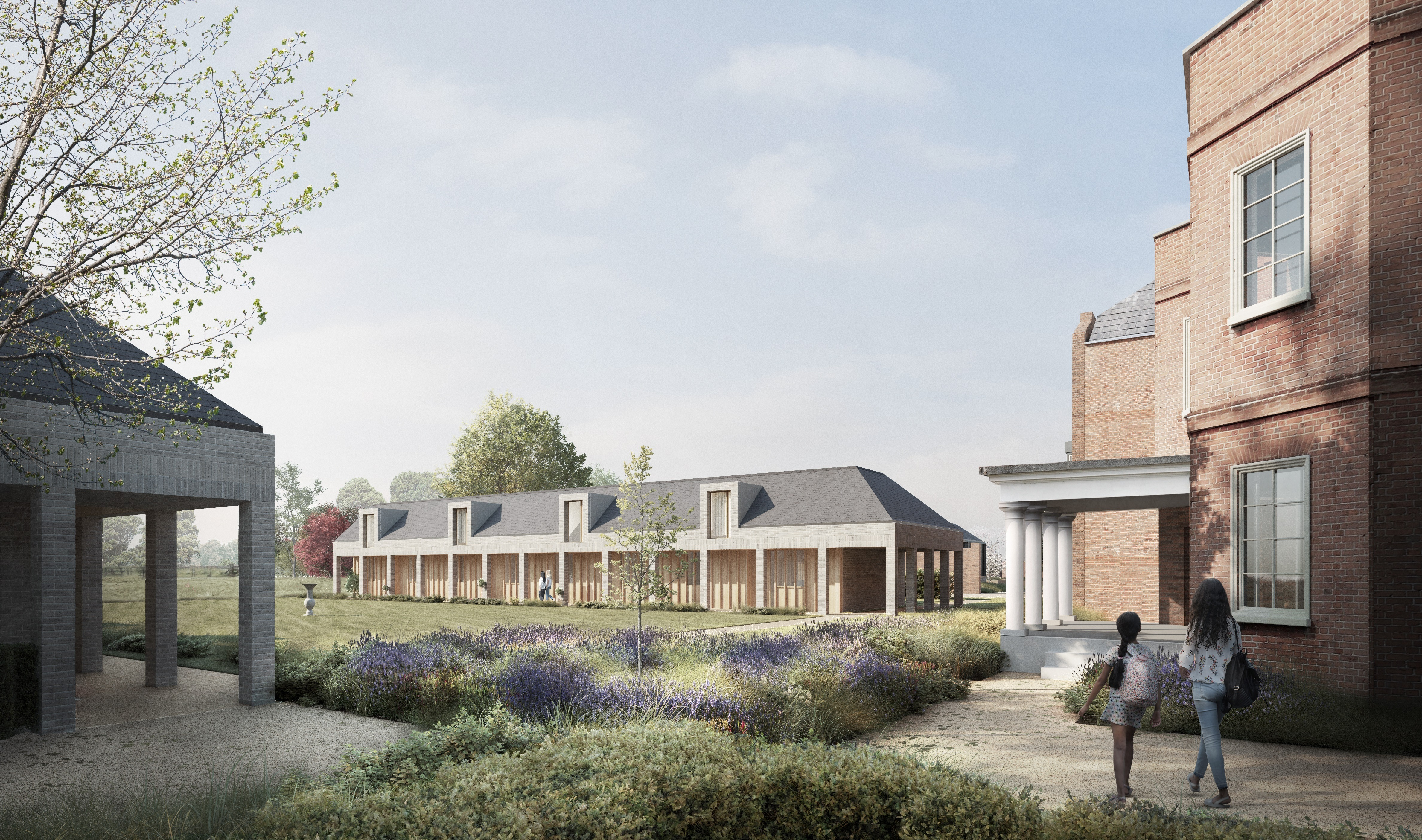 Banstead Place Planning Permission Granted